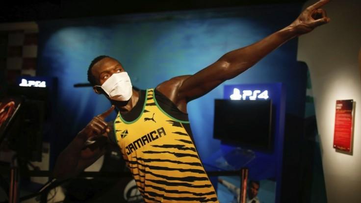 Jamajský šprintér Usain Bolt sa stal otcom dvojičiek