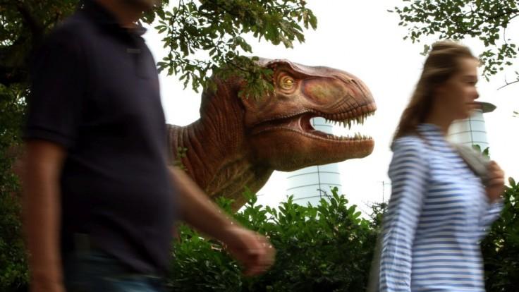 Vedci našli stopy možno posledných dinosaurov v Británii