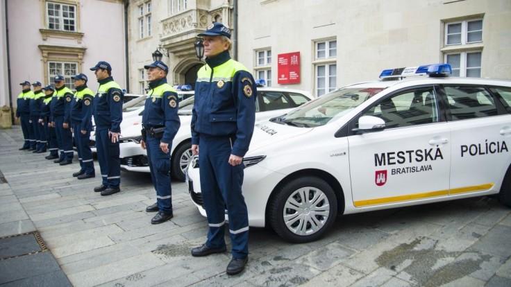 Tak takto?!: Bratislava by potrebovala dvojnásobné množstvo mestských policajtov
