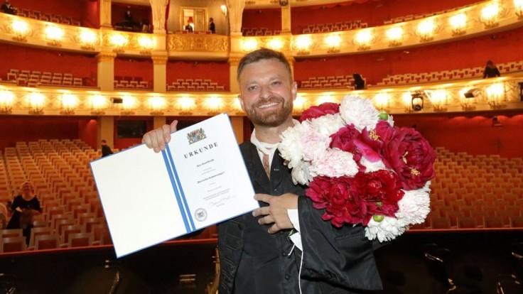 Špeciálna cena pre slovenského tenoristu: Pavol Bršlík si získal publikum v Nemecku
