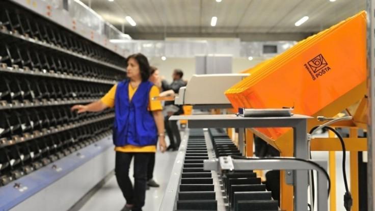 Slovenská pošta dostala pokutu vyše pol milióna eur