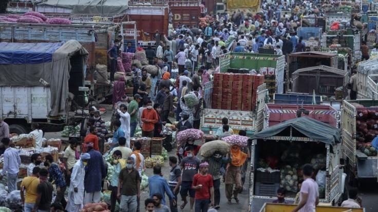Prípadov delty plus v Indii pribúda, prebiehajú výskumy klinických dát
