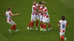 Chorváti zdolali Škótov a vybojovali si postup do osemfinále