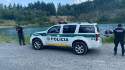 Vo vodách popradského kameňolomu sa utopil len 18-ročný mladík