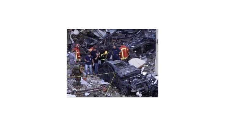 Výbuch bomby v Bejrúte si vyžiadal 8 mŕtvych a desiatky zranených