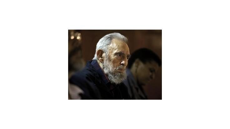 Fidel Castro utrpel mozgovú porážku, tvrdí lekár