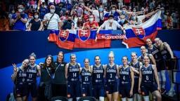 Naše basketbalistky končia na európskom šampionáte v základnej skupine