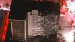 Na Floride sa zrútila časť budovy, na mieste sa konala veľká záchranná akcia
