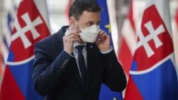 Heger zo summitu EÚ: Musíme sa venovať variantu delta a jeho rizikám