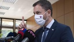Heger odmieta tvrdenia Smeru o štátnej korupcii pri zákazke Slovenskej pošty