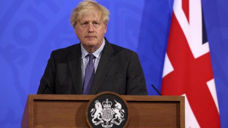 Briti anexiu Krymu neuznávajú. Johnson vysvetľuje konflikt s Ruskom