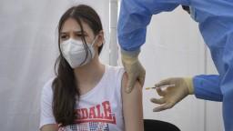 V čakárni na očkovanie je takmer 9-tisíc detí od 12 do 16 rokov