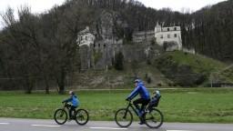 Cyklotrasa prepája dva kraje i dve krajiny, za rok ňou prešli tisícky ľudí