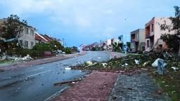 Meteorologička popísala, ako vzniklo tornádo v Česku. Škody zodpovedajú intenzite F3