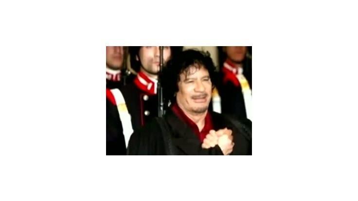 Uplynul rok od smrti Kaddáfího
