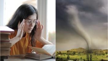 Počasie ovplyvňuje aj naše telo: Vieme vycítiť blížiaci sa hurikán?