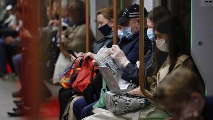V ruských veľkomestách padajú rekordy v počtoch úmrtí aj nakazených