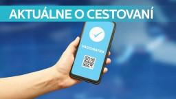 Novinky o digitálnom covid preukaze Európskej únie
