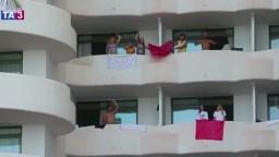 Študentov izolovali v hoteli na Malorke, ich spolužiakom potvrdili koronavírus