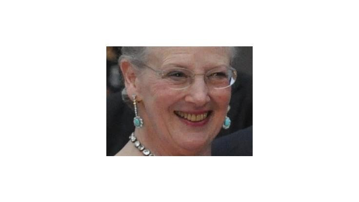 Dánska kráľovná: Na to, čo ste vytvorili zo Slovenska, môžete byť skutočne hrdí