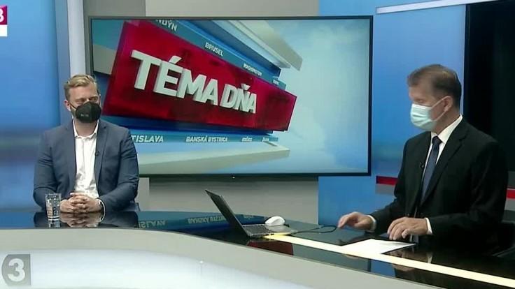 Matovič môže byť hlavou zločineckej skupiny, tvrdí Šutaj Eštok. Krúpa hovorí o snahe rozvíriť hladinu