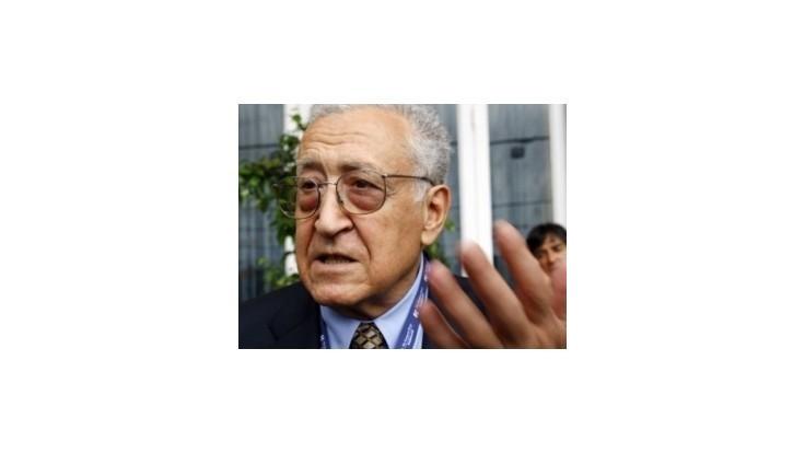 Brahímí v Damasku rokoval s al-Asadom