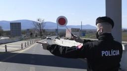 Polícia bude od pondelka vykonávať intenzívne kontroly pri vstupe na Slovensko