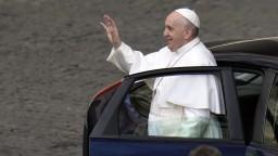 Pápež František prijal pozvanie prezidentky, v septembri navštívi Slovensko