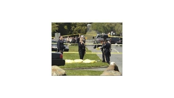 USA: Pri streľbe utrpelo zranenia sedem ľudí, polícia pátra po páchateľovi