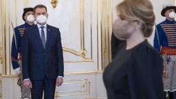 Matovič odsúdil kroky prezidentky ohľadom referenda. Jej konanie označil za zlomyseľné