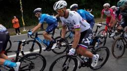 Sagan len pár dní po konci na Tour musel ísť na operáciu kolena