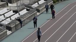 Kórea zaviedla kuriózne opatrenie. Ľudia majú pomalšie športovať, aby nešírili covid