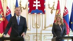 TB po stretnutí prezidentky Z. Čaputovej a prezidenta Čiernej Hory M. Djukanoviča