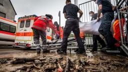 Nemecko pátra po nezvestných. Obetí mohutných záplav je už viac ako sto