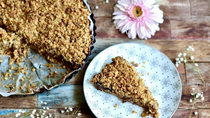 Recept Mrveničkový rýchly fit koláč