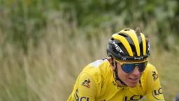 Pogačar obhájil žltý dres. Víťazom časovky sa stal Belgičan van Aert