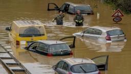 V Nemecku zadržali troch zlodejov, rabovali v oblastiach vážne postihnutých záplavami