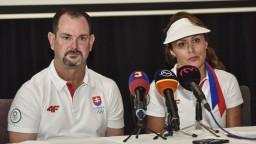 V golfe nás bude reprezentovať Sabbatini, na pomoc si berie manželku