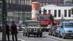 Bombu, ktorú našli v centre Bratislavy, už zneškodnili