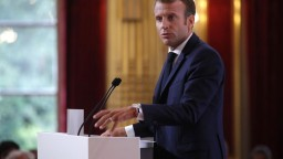 Cez špionážnu technológiu Pegasus mali sledovať aj francúzskeho prezidenta Macrona
