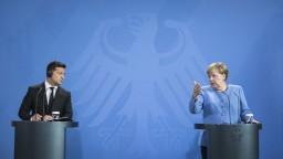 Nemecko údajne sľúbilo Ukrajine miliardu dolárov na prechod na zelenú energiu
