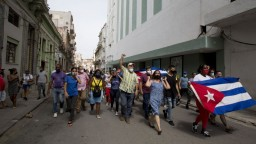 Na Kube sa začali súdne procesy s účastníkmi protestov. Sú medzi nimi aj maloletí