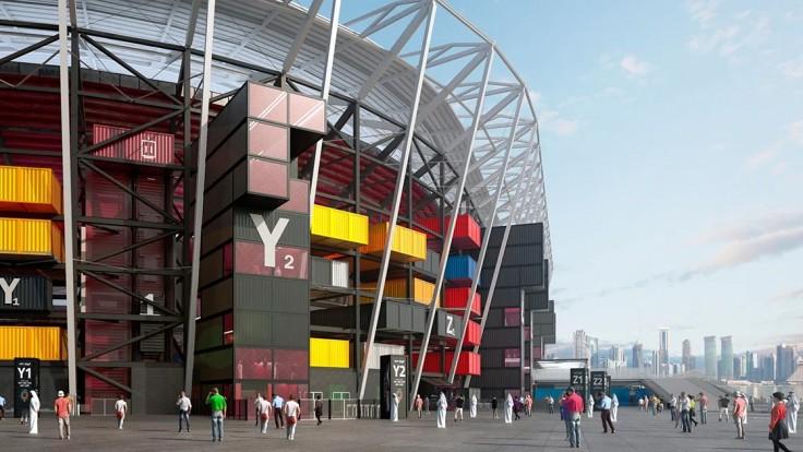 Štadión z kontajnerov? Obrovskú arénu v Katare po skončení šampionátu rozoberú
