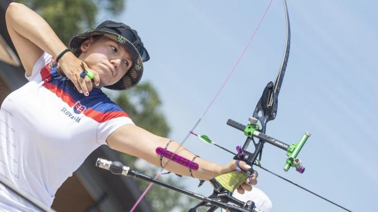 Baránková zasiahla do olympijského zápolenia ako prvá, vylepšila si osobný rekord