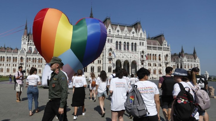 Veľvyslanectvá v Maďarsku podporili LGBT komunitu, reagujú tak na kontroverzný zákon