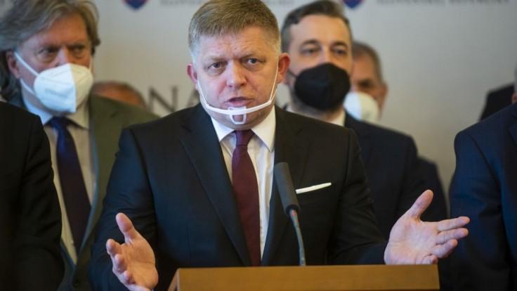 Prípad Kováčika je podľa Fica vymyslený: Nevinne a bez dôkazov sedí vo výkone väzby