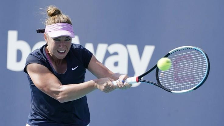 Kučová sa prvýkrát prebojovala do finále turnaja WTA, deklasovala Nemku Korpatschovú
