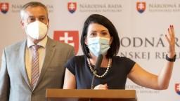 Bittó Cigániková: Antigénové testovanie nie je šťastné riešenie, my by sme to robili inak