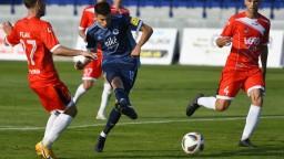 Liptovský Mikuláš odohral prvý zápas v najvyššej lige, Slovan ho však porazil rozdielom triedy