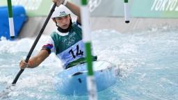 Vodná slalomárka Mintálová na olympiáde postúpila do semifinále K1